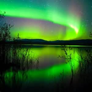 Landscape Lighting Seattle - canada nature northern lights wallpaper