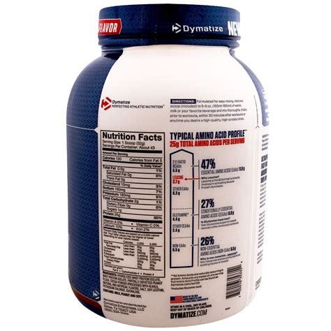 New Iso 100 Iso100 Dymatize Nutrition Ecer 3 Lbs dymatize nutrition iso 100 hydrolyzed 100 whey protein isolate chocolate peanut butter 3 lb