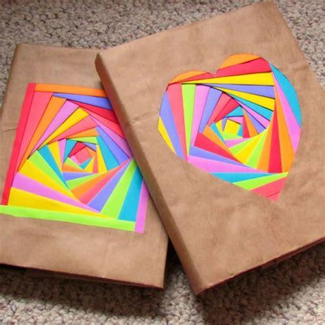 libro arts crafts 1 7 ideas para decorar los cuadernos para el colegio gu 237 a de manualidades