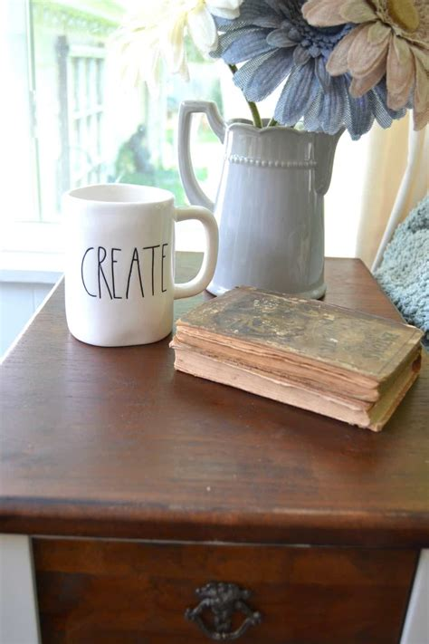 end table makeover ideas broken end table makeover themed furniture makeover my