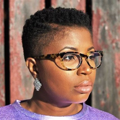 black short hair fades for woman 20 twa hairstyles that are totally fabulous