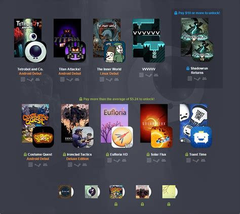 humble bundle android humble pc android bundle 12 3 jeux de plus dans le pack android franceandroid