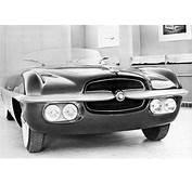 1953 Dodge Firearrow I Ghia  Concepts