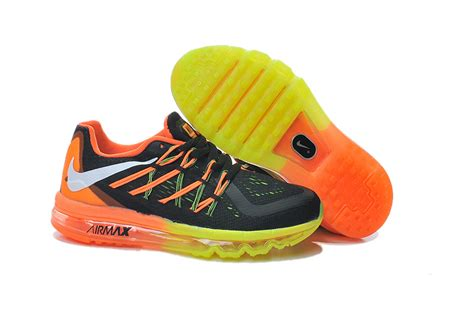 Nike Air Max 2015 Blackyellowred P 1105 by Nike Air Max 2015 Blue Orange Green 698902 Nike