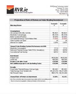 financial breakdown template pin financial analysis on