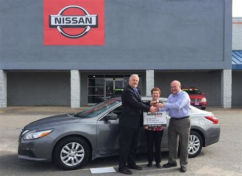 nissan of shelby shelby wins altima from nissan of shelby news