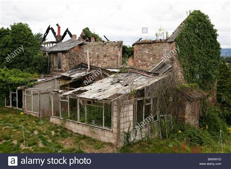buy a house in cardiff derelict house in the welsh countryside near cardiff wales uk stock photo royalty free image