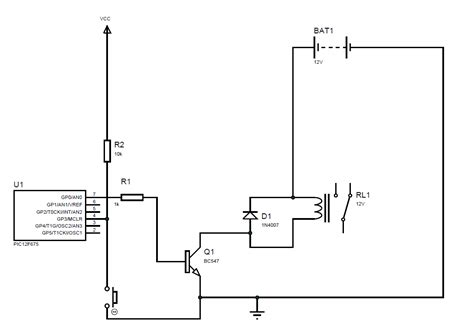 sustituto transistor c3807 bc547 transistor relay 28 images electronics circuits embedded pic micro controller