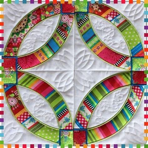 In The Hoop Quilt Blocks by Wedding Rings Quilt And Blocks 4x4 5x5 6x6 7x7 In The Hoop