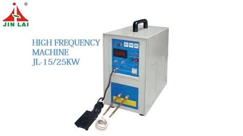 induction heating frequency and reference depth high frequency induction heating machine for weld brazing metal buy induction heating machine