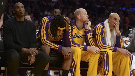 lakers bench the latest los angeles lakers news sportspyder