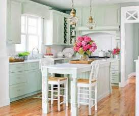 Cottage Style Kitchen Islands 26 Modern Kitchen Decor Ideas In Vintage Style