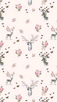 deer pattern iphone wallpaper best 25 deer wallpaper ideas on pinterest pics of deer