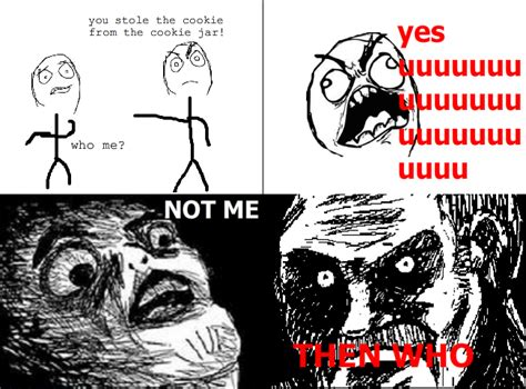 Omg Face Meme - image 120335 oh crap omg rage face know your meme