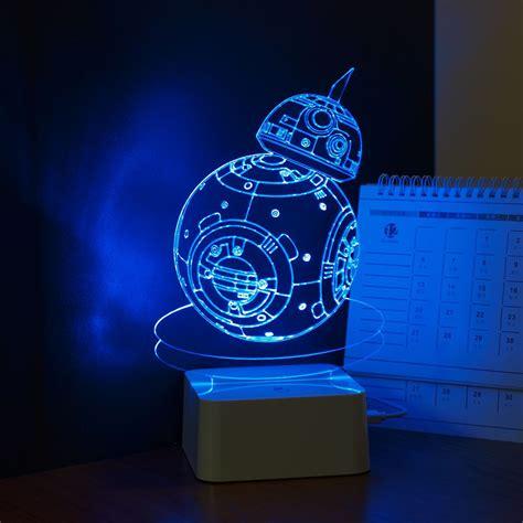 3d lights usb novelty 3d visual lights for children wars