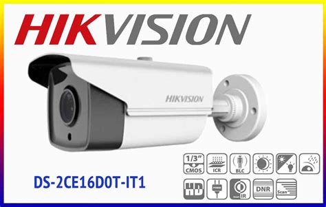 Hikvision Ds 2ce16f1t It1 1 hikvision ds 2ce16d0t it1 cctv cameras in sri lanka