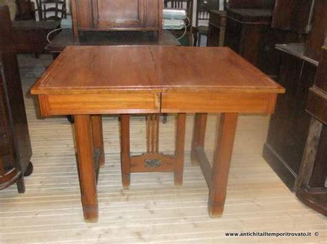 tavolo liberty antichit 224 il tempo ritrovato antiquariato e restauro