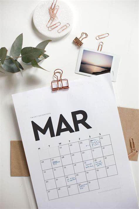 17 Best Ideas About 2017 Calendar Printable On - free printable 48 x 32 2016 2017 slit year wall calendar