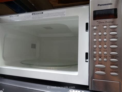 microwave store panasonic 1 6 cu ft stainless steel inverter microwave oven