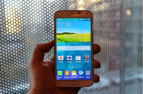 Samsung Galaxy Smartphone Kamera 16mp spesifikasi samsung galaxy s5 dengan kamera 16 mp prosesor