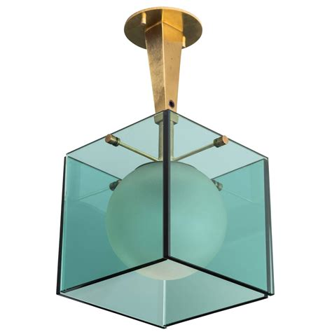ceiling light by max ingrand for fontana arte at 1stdibs