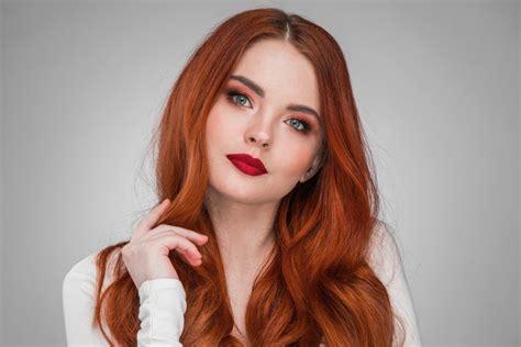 les couleurs de cheveux cheveux roux tendances et colorations les colorations 224 adopter pour l automne hiver 2018 2019 magazine avantages