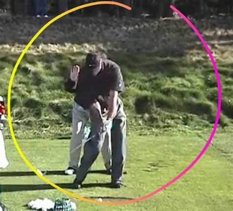 swing the clubhead golf understanding the golf swing arc adam young golf