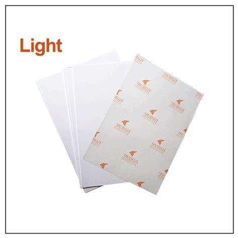 light transfer paper inkjet light transfer paper a4 transfer paper transfer