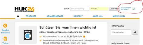 Huk Coburg Kfz Versicherung Schadensmeldung by Meine Autoversicherung Online Bei Huk24 Hotline Huk