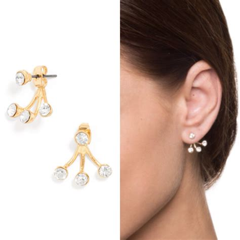 Ear Jackets join the gossip baublebar ear jackets