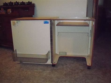 koala sewing machine serger cabinet price reduced again