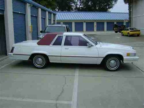 automotive air conditioning repair 1980 ford thunderbird user handbook buy used 1980 ford thunderbird 3 3l 6 cylinder white burgandy landau top in port orange