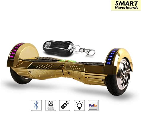 bluetooth hoverboard with lights 8 quot lamborghini black hoverboard with remote bluetooth