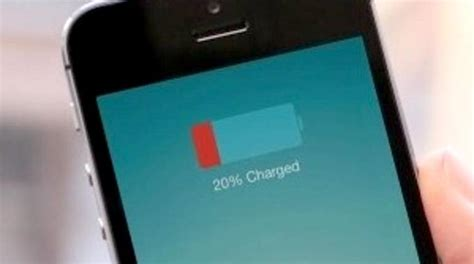 raisons pour lesquelles votre iphone se decharge rapidement