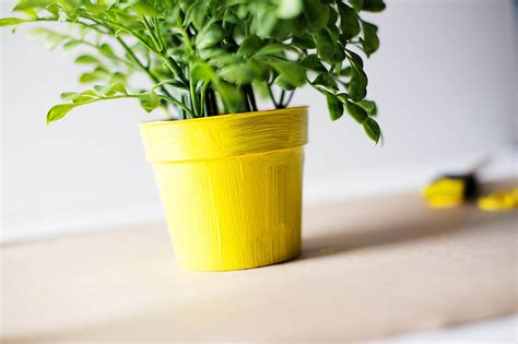 flower pot diy emoji flower pot how are you feeling today all