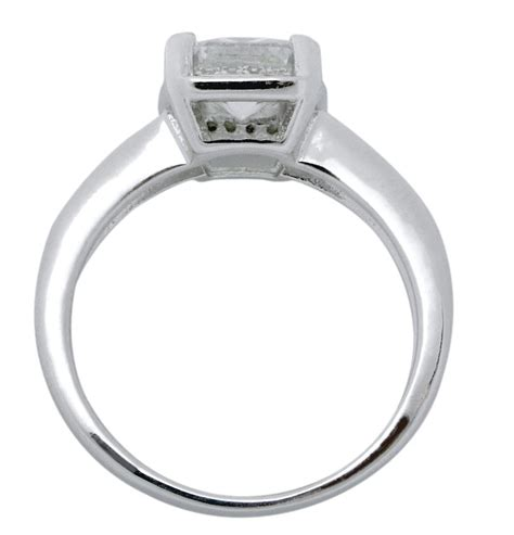 beautiful cubic zirconia wedding sets beautiful 1 50 carat cubic zirconia princess halo