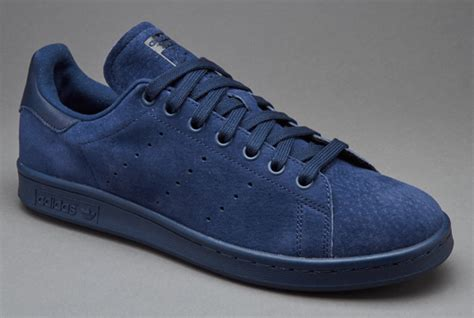 Sepatu Adidas Stan Smith 06 adidas stan smith blue suede crystalrose co uk