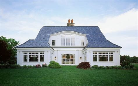 classic american house american classics grand house in massachusetts is opulent