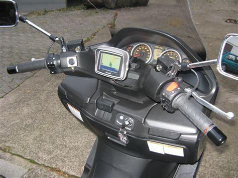 Gutes Motorrad Navi by Halterner Grossroller Freunde