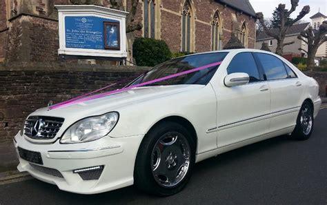 Wedding Car Newport by Mercedes S600 White Mercedes Wedding Car In Newport Gwent