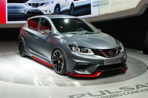 Nissan Oulsar Nissan Pulsar Nismo Concept Motor Show 2014 Evo