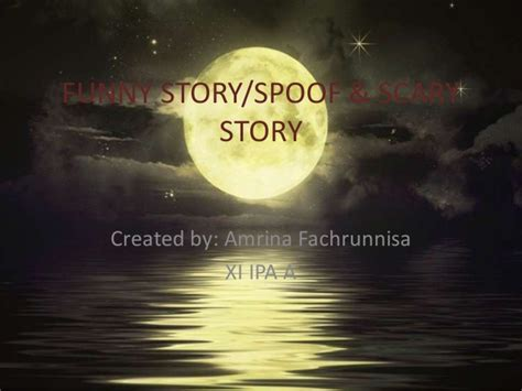 definition generic structure of biography funny story spoof and scary story with exle generic
