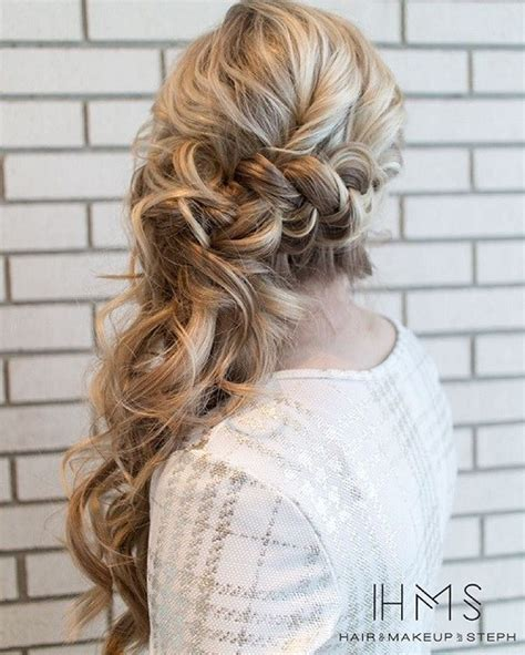 Wedding Hairstyles Side Pony With Braid by 40 Side Ponytails That You Will