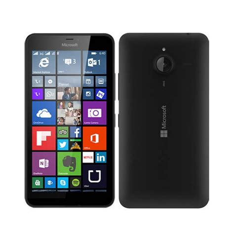 Microsoft Lumia 640 Xl Dual Microsoft Lumia 640 Xl 3g Price In Pakistan Buy Microsoft Lumia 640 Xl Dual Sim Black