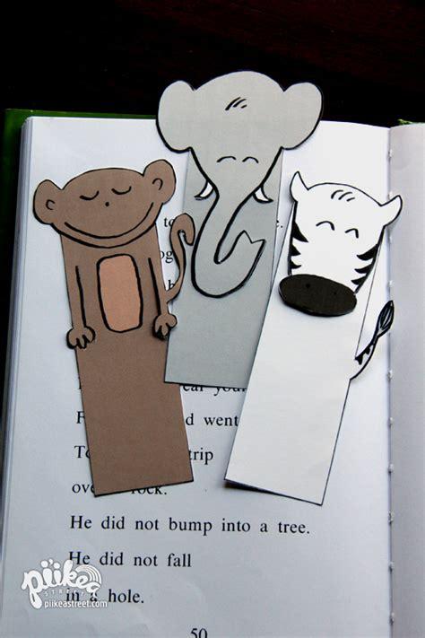 printable elephant bookmarks bookmarks pi ikea st