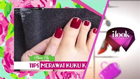 Tips Merawat Kaos Kaki tips merawat kuku kaki ilook