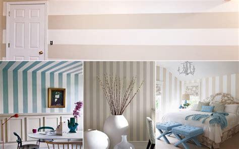 colorare una parete soggiorno come dipingere una parete a righe trucchi e consigli