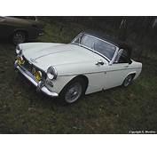MG Midget MK III 1966