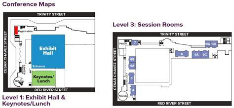 austin convention center floor plan 100 austin convention center floor plan 2017 acea