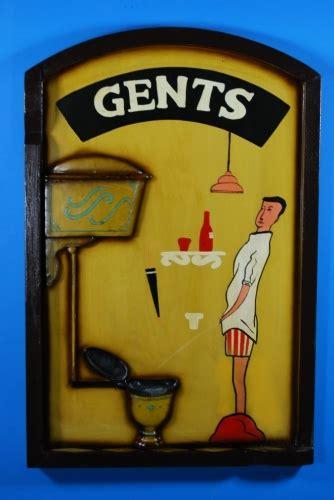 insegna bagno 2414 insegna bagno uomini gents gentlemen r0200